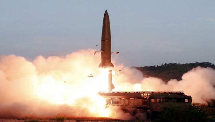उत्तर कोरिया ने फिर 2 कम दूरी की मिसाइलों का परीक्षण किया, टेंशन में आए अमेरिका-दक्षिण कोरिया