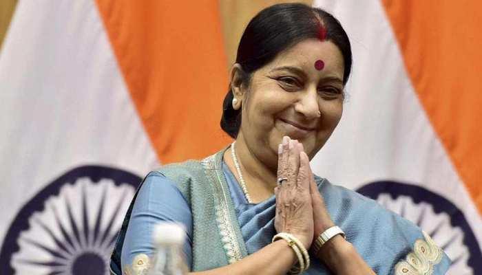 सुषमा स्वराज: BJP की वो कद्दावर नेता, जो 25 वर्ष की उम्र में बनी थीं कैबिनेट मंत्री