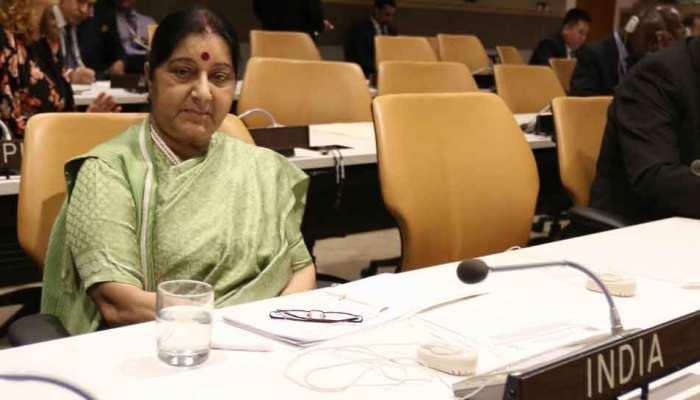 Sushma Swaraj become cabinet minster at age of 25 read her glorious career profile