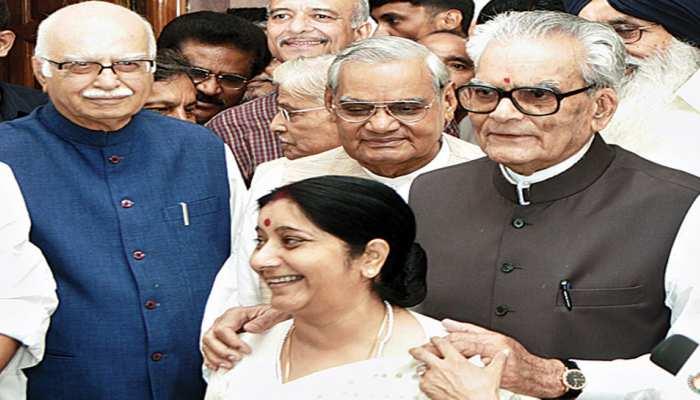 'अटल युग' से 'मोदी राज' तक 'राजनीति की सुषमा', जानें उनका राजनीतिक सफर
