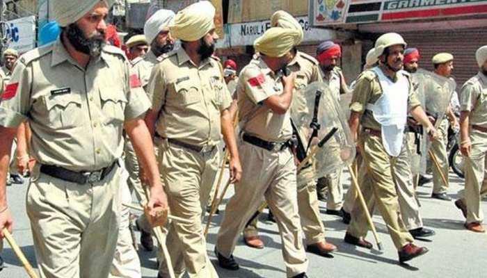 पंजाब में मिले फिदायीन हमले के इनपुट्स, चप्पे-चप्पे पर पुलिसबल तैनात