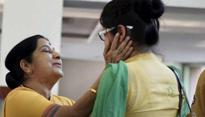पाकिस्तान से भारत वापस लाई गईं उजमा पर बनेगी फिल्म, इन्हें मिला सुषमा स्वराज का किरदार