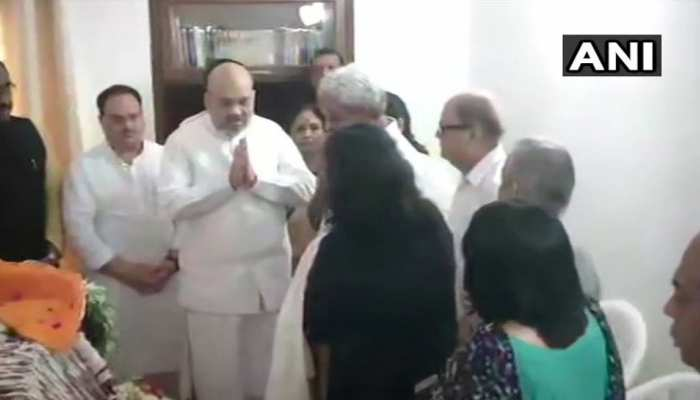 सुषमा स्वराज के जाने से राजनीति जगत में उभरी रिक्तता लंबे समय तक भर नहीं पाएगी: अमित शाह