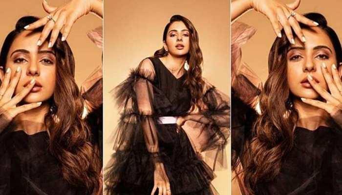 नोरा फतेही को टक्कर देने की तैयारी में हैं रकुल प्रीत सिंह, सीख रही हैं बेली डांस