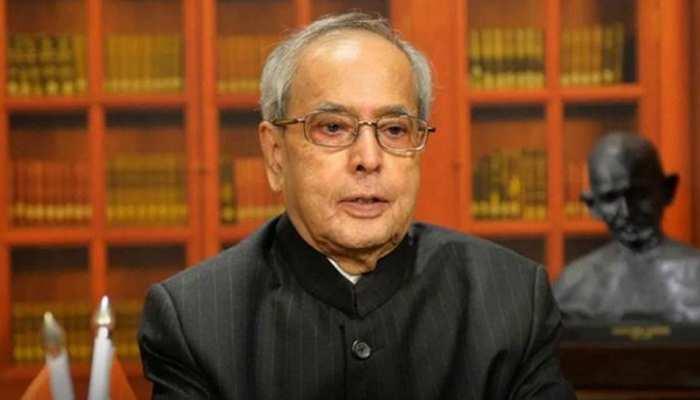 आज पूर्व राष्ट्रपति प्रणब मुखर्जी को मिलेगा भारत रत्न, राष्ट्रपति कोविंद करेंगे सम्मानित