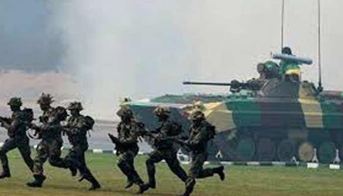 जैसलमेर में भारतीय सेना ने दिखाया दम, रूस और चीन को भी दे दी मात