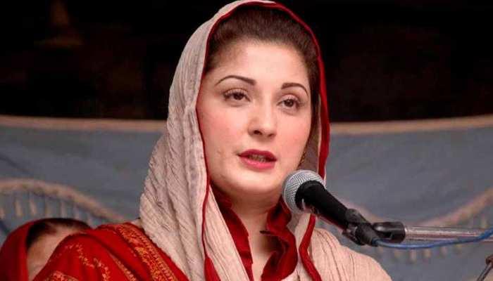 पाकिस्तानः पूर्व पीएम नवाज शरीफ की बेटी मरियम नवाज गिरफ्तार