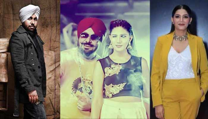 Sapna Chaudhary's pairing with Captain Laadi in New Song