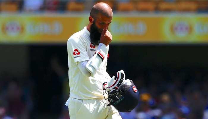 Ashes 2019: मोइन अली लॉर्ड्स टेस्ट से बाहर, इस खिलाड़ी को मिली जगह