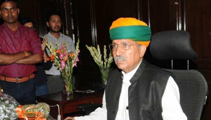 केंद्रीय मंत्री अर्जुनराम मेघवाल ने कहा- 'कांग्रेस बोल रहा है पाकिस्तान की भाषा'
