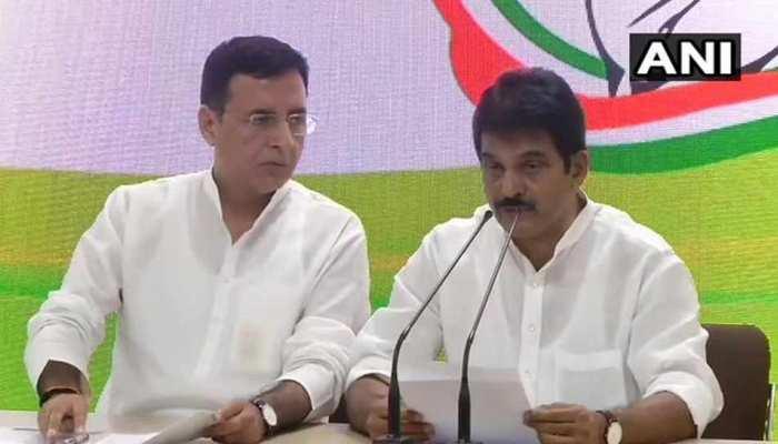 CWC की बैठक में 3 प्रस्ताव पास, राहुल ने ठुकराया पद, सोनिया गांधी बनीं अंतरिम अध्यक्ष