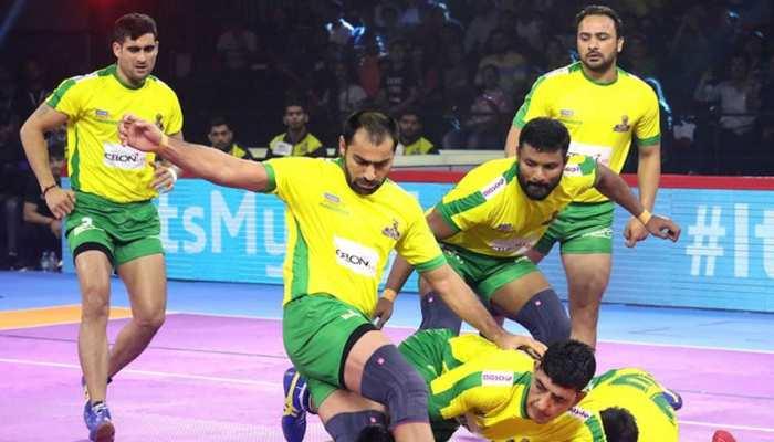 PKL 2019: तमिल थलाइवाज की गुजरात पर रोमांचक जीत, अजय ठाकुर का शानदार प्रदर्शन