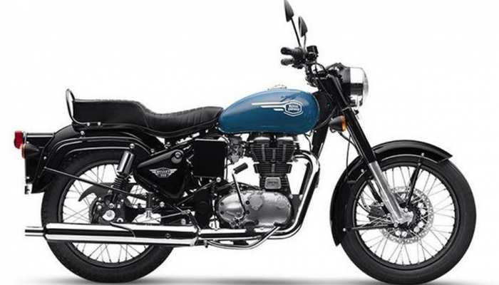 Bullet 350 new model launched, cost less Maintenance