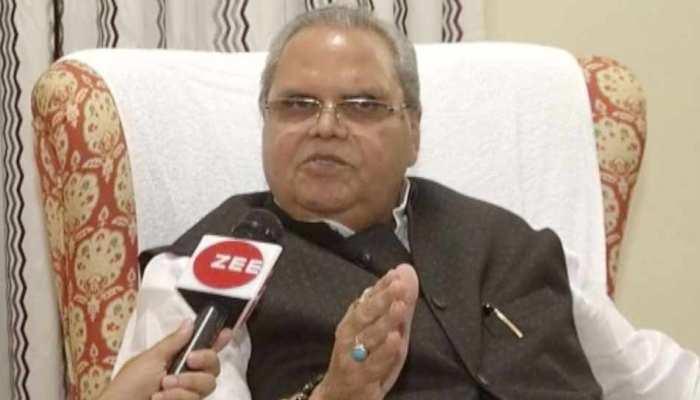 Exclusive: जम्मू कश्मीर के राज्यपाल सत्यपाल मलिक बोले, 'पाक ने की गड़बड़ तो बॉर्डर...'