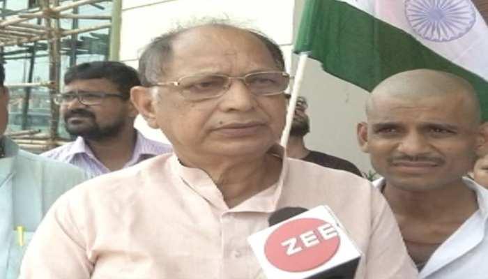 बिहार में बढ़ते अपराध पर बोले बीजेपी विधायक, 'क्राइम कोई खत्म नहीं कर सकता'