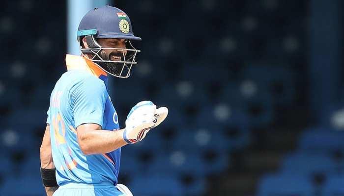 INDwsWI 2nd ODI: कोहली का शानदार शतक, भारत ने विंडीज को दिया 280 रनों का लक्ष्य
