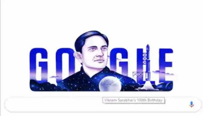 Google Doodle: भारतीय स्पेस प्रोग्राम के जनक हैं विक्रम साराभाई, जानें उनके जीवन से जुड़ी 5 बातें