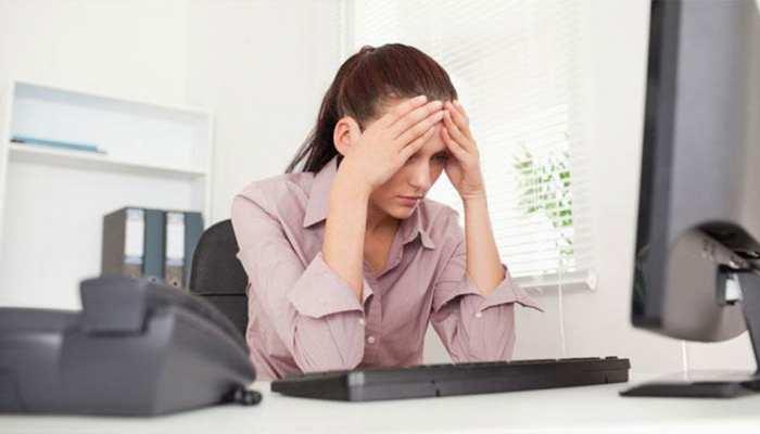 बेरोजगार लोगों से अधिक नौकरी वाले रहते हैं परेशान, विश्वास न हो तो पढ़ लीजिए ये रिपोर्ट