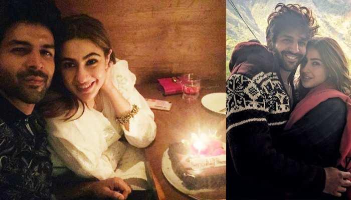 Kartik Aryan arrives in Bangkok to celebrate Sara Ali Khan's birthday, see photos