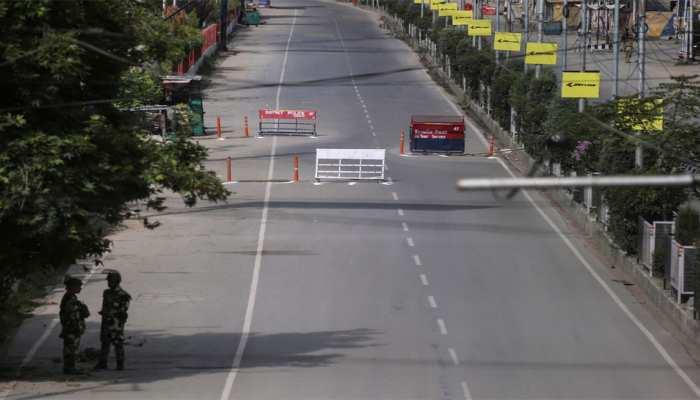 जम्मू-कश्मीर में जारी कर्फ्यू और पाबंदियों को लेकर आई गृह मंत्रालय की ओर से आई जरूरी सूचना