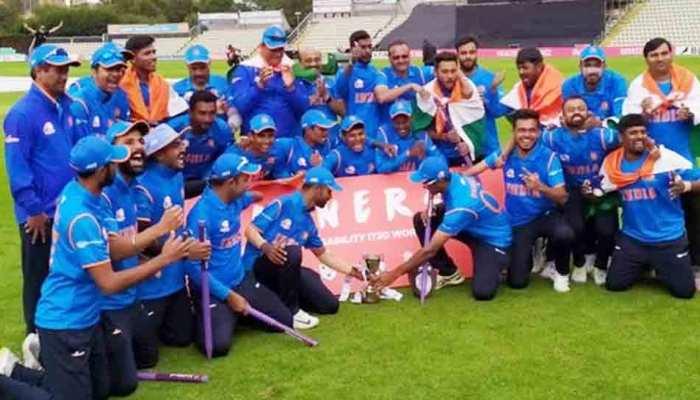 Cricket: भारत की दिव्यांग टीम का कमाल, जीती टी20 फिजिकल डिसएबिलिटी वर्ल्ड सीरीज