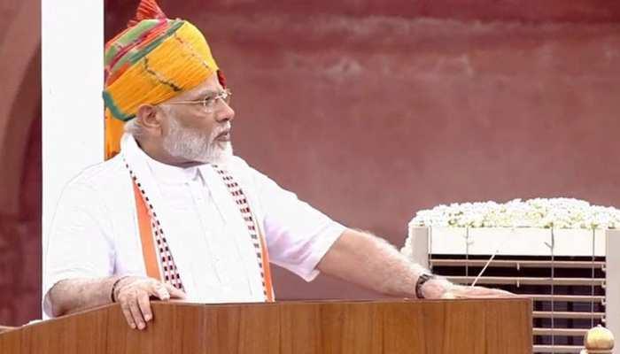 2022 तक हर परिवार देश में 15 पर्यटन स्थल की सैर करे: PM मोदी