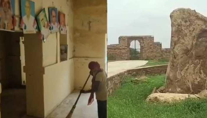 आजादी के जश्म में डूबा देश भूला माचिया महल का इतिहास, कई स्वतंत्रता सेनानियों ने यहां दी थी अपनी जान