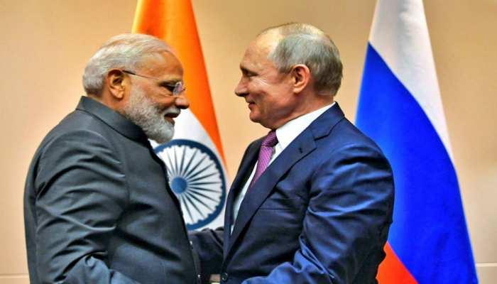पुतिन ने 15 अगस्त पर भारत को दी बधाई, कहा- मैं सभी के कल्याण के लिए कामना करता हूं