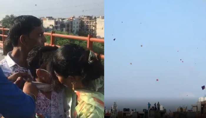 दिल्लीः चाइनीज मांझे से कटी बच्चे की गर्दन, खून से हुआ लथपथ