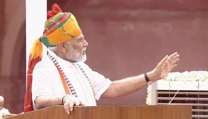 लाल किले से पीएम मोदी का भाषण सुन उनके विजन के कायल हुए यह वरिष्ठ कांग्रेसी नेता, कहा...