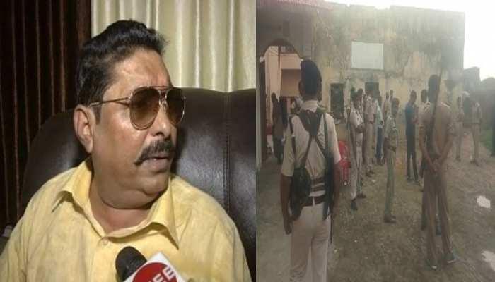 बिहार: मोकामा विधायक अनंत सिंह के घर पर छापेमारी, AK-47 बरामद