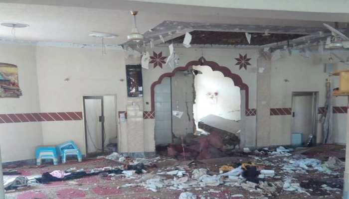 बलूचिस्तान की मस्जिद में विस्फोट, 5 की मौत, 15 घायल
