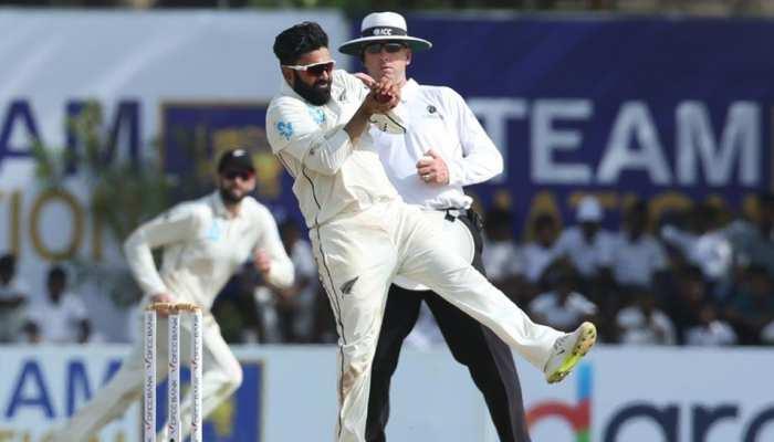 SL vs NZ: न्यूजीलैंड ने ली 177 रन की बढ़त
