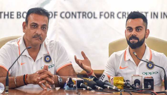 Ravi Shastri overtakes Indian veterans  Robin Singh and Lalchand Rajput in the race for head coach of Team India