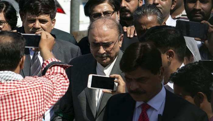पाकिस्तान के पूर्व राष्ट्रपति जरदारी को भेजा गया अदियाला जेल, लगा है ये आरोप