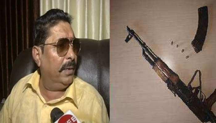 मोकामा के विधायक अनंत सिंह की हो सकती है गिरफ्तारी! घर से बरामद हुई थी AK-47