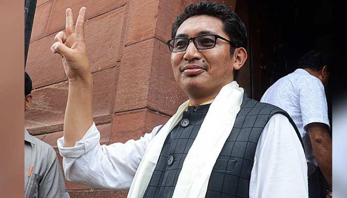 PM मोदी ने लद्दाख को UT बनाने का फैसला लेकर 56 इंच का सीना दिखाया : MP नामग्याल
