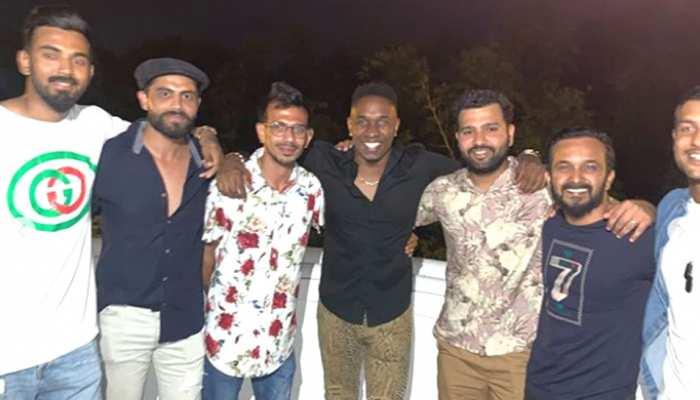 IND vs WI: ब्रायन लारा के घर मना जश्न, इन भारतीय खिलाड़ियों ने भी उड़ाई दावत