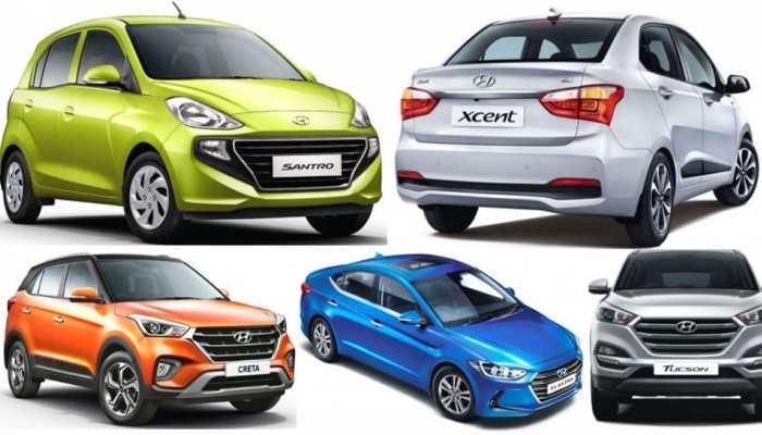 बिक्री में भारी गिरावट के बाद, Hyundai मोटर का 'नो प्रोडक्शन डेज' का ऐलान