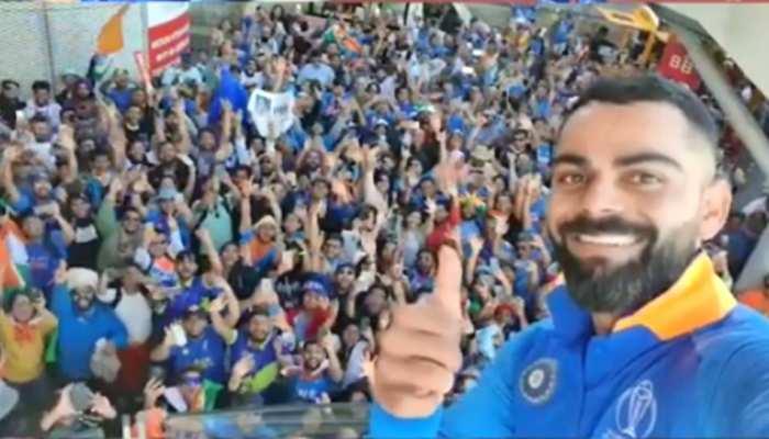 विराट कोहली का सोशल मीडिया पर रुतबा, सबसे ज्यादा फॉलो किए जाने वाले क्रिकेटर