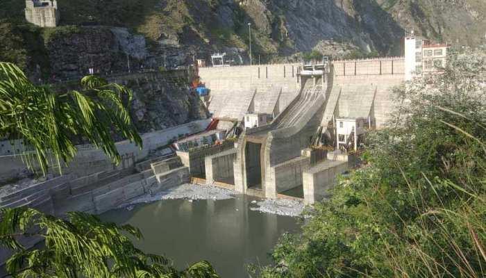 देश की सबसे बड़ी भूमिगत जल विद्युत परियोजना समेत कई जगहों पर बिजली उत्पादन हुआ ठप