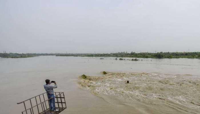 यूपी में केन, बेतवा और यमुना नदी का बढ़ा जलस्तर, बांदा-हमीरपुर में बाढ़ के हालात