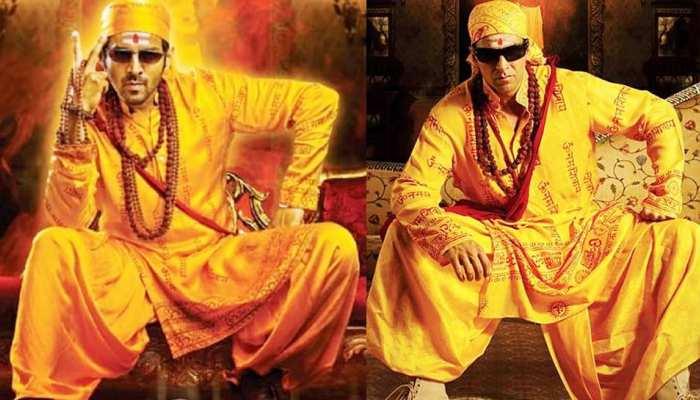first look of kartik aryan film Bhool Bhulaiyaa 2 released