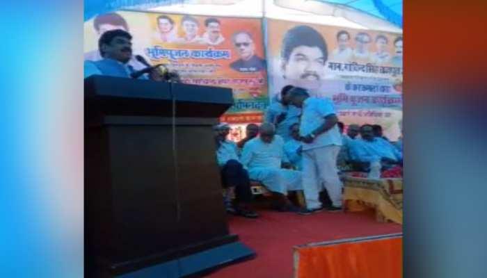 MP के परिवहन मंत्री बोले- 'भगवान राम भी अवतार ले लें तो वह भी समस्याओं का समाधान नहीं कर पाएंगे'