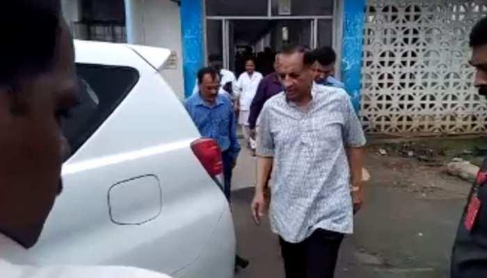 दो दिवसीय दौरे पर बोधगया आए तेलंगाना के राज्यपाल की तबीयत बिगड़ी