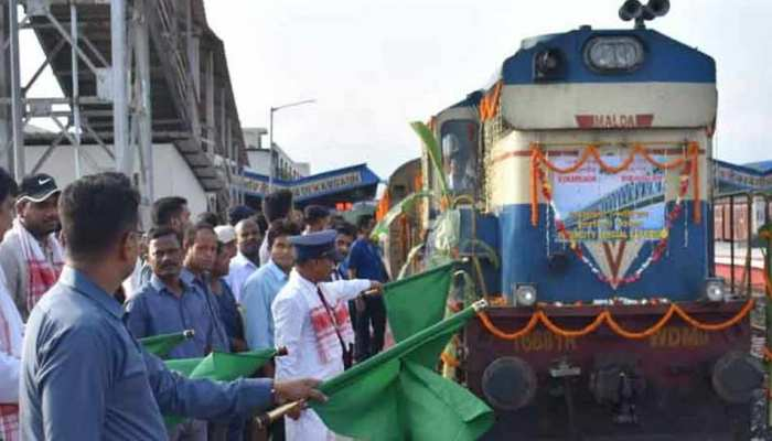 Dekargaon-Dibrugarh intercity express flagged off