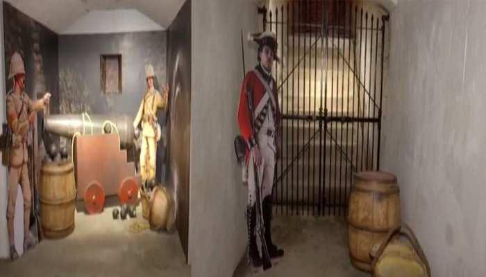 अंग्रेजों के जमाने के बंकर को बनाया गया अंडरग्राउंड म्यूजियम, देखकर कहेंगे- वाह