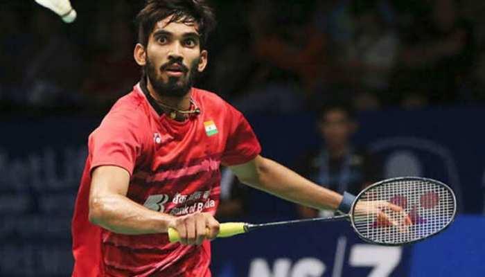 Badminton World Championship: श्रीकांत, प्रणीत और प्रणॉय ने दूसरे दौर में बनाई जगह