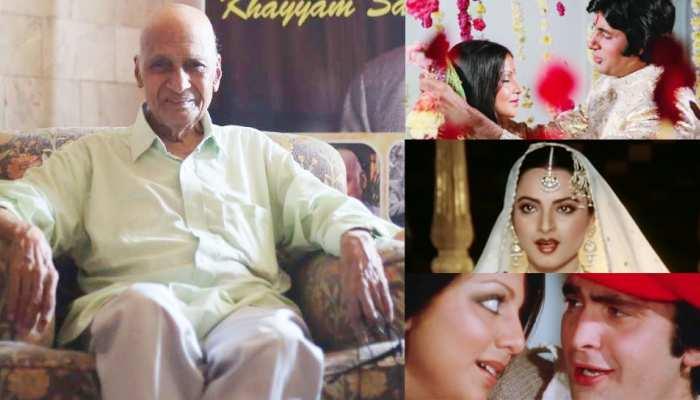 RIP 'खय्याम':  'कभी कभी मेरे दिल में' से लेकर 'दिल चीज क्या है', हमेशा सदाबार रहेंगे ये गाने