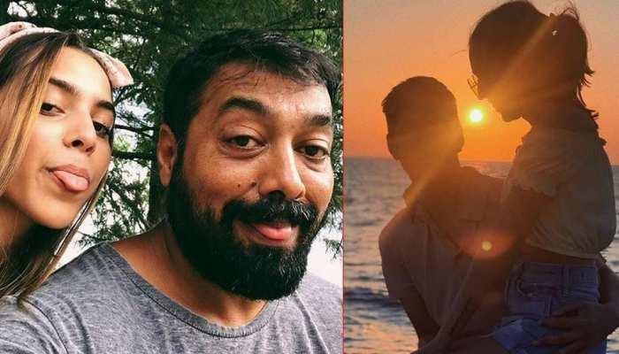 filmmaker Anurag Kashyap's daughter Aaliyah Kashyap is dating Chaitra Gangwani